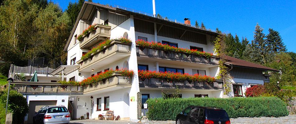 Haus Margarete Ferienwohnungen in Zwiesel Bayerischer Wald
